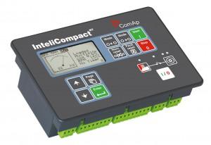 ComAp InteliCompact generator control