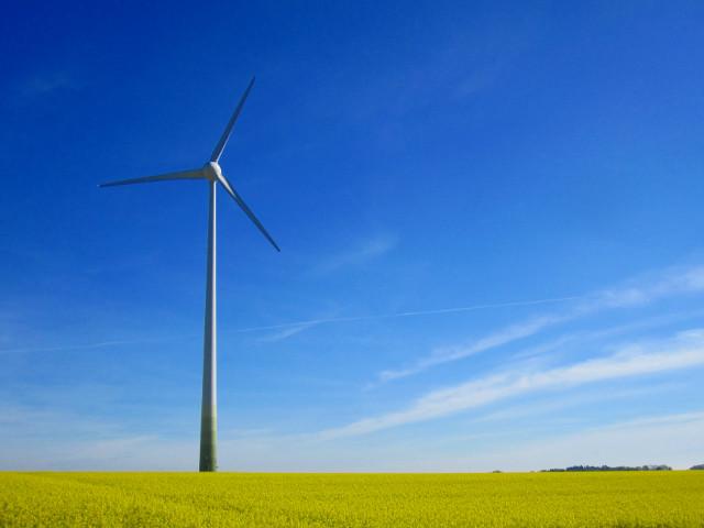 ATG Wind turbine, Enercon E-53 800 kW in Gloett